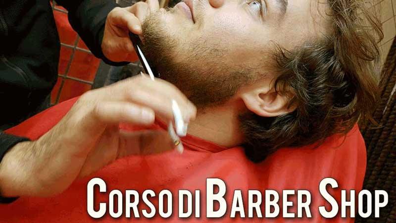 Corso per barbiere Roma